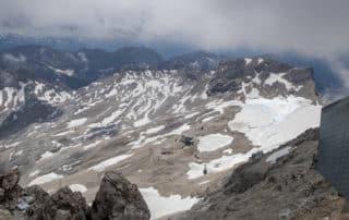 Zugspitze Gletscher Schneeferner