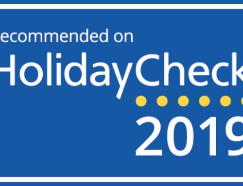 Recommended on HolidayCheck – Ferienwohnungen Haus Sebastian