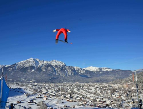 Die Vierschanzentournee 2019/20: Alle Infos rundum das Springen in Garmisch-Partenkirchen