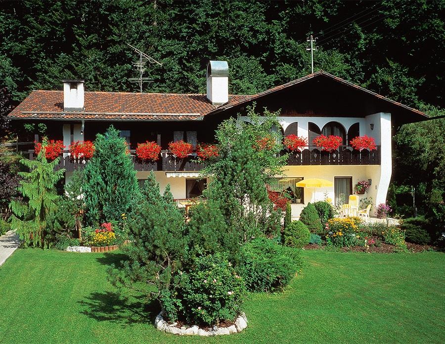 Ferienwohnungen in Grainau Haus Sebastian